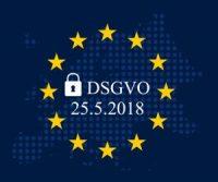 Hinweise hinsichtlich des DSGVO
